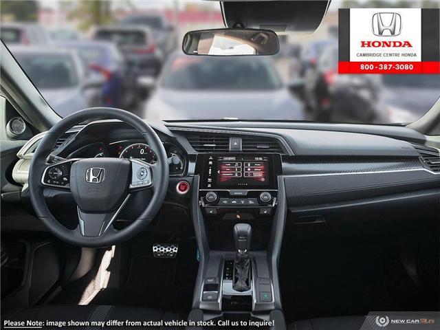 2019 Honda Civic Sport (Stk: 19636) in Cambridge - Image 23 of 23