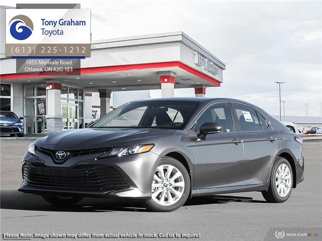 2019 Toyota Camry LE (Stk: 58040) in Ottawa - Image 1 of 22