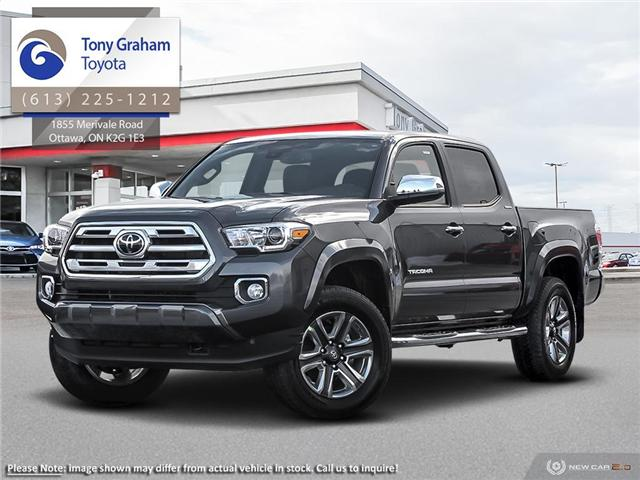 2019 Toyota Tacoma Limited V6 (Stk: 58034) in Ottawa - Image 1 of 23