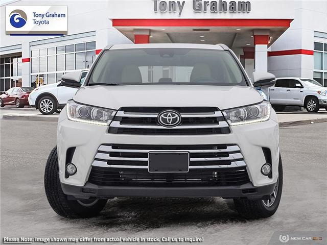 2019 Toyota Highlander XLE AWD SE Package (Stk: 58035) in Ottawa - Image 2 of 23