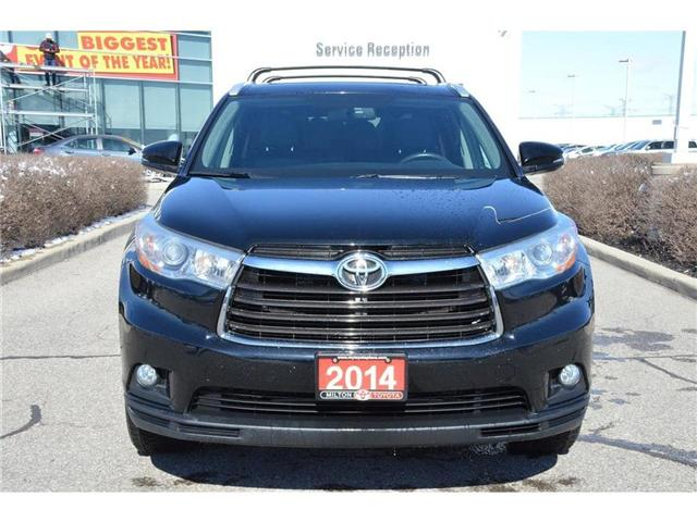 2014 Toyota Highlander  (Stk: 013635) in Milton - Image 2 of 21