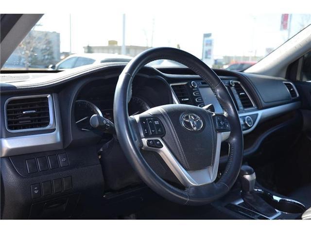 2014 Toyota Highlander  (Stk: 013635) in Milton - Image 11 of 21