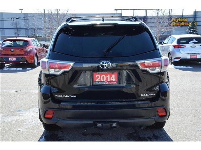 2014 Toyota Highlander  (Stk: 013635) in Milton - Image 17 of 21