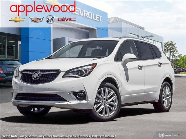 2019 Buick Envision Premium I (Stk: B9N007) in Mississauga - Image 1 of 24