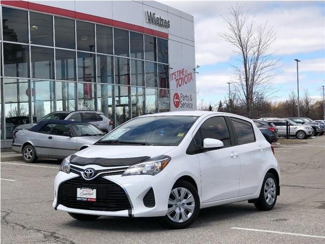 2015 Toyota Yaris  (Stk: U2411) in Vaughan - Image 1 of 20