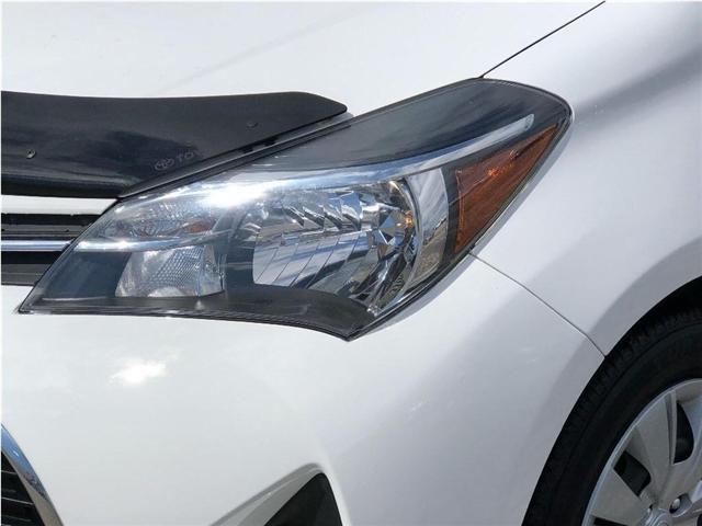 2015 Toyota Yaris  (Stk: U2411) in Vaughan - Image 2 of 20