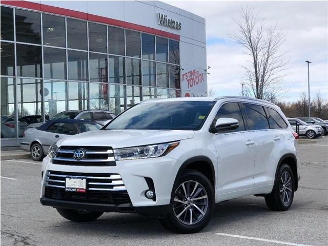 2017 Toyota Highlander XLE (Stk: U2429) in Vaughan - Image 1 of 24