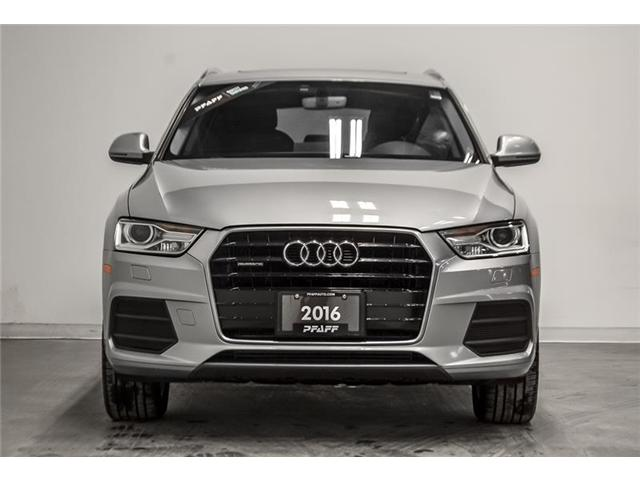 2016 Audi Q3 2.0T Progressiv (Stk: C6544) in Vaughan - Image 2 of 21