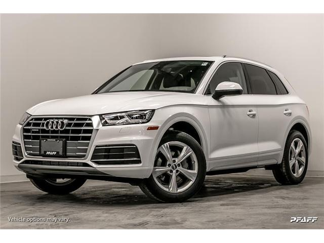 2019 Audi Q5 45 Progressiv (Stk: T16160) in Vaughan - Image 1 of 18