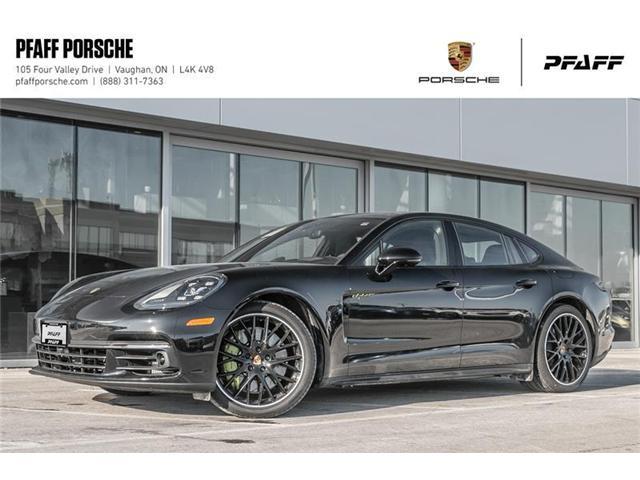 2019 Porsche Panamera 4 e-Hybrid (Stk: P14124) in Vaughan - Image 1 of 22
