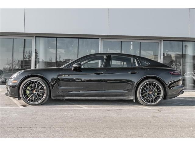 2019 Porsche Panamera 4 e-Hybrid (Stk: P14124) in Vaughan - Image 2 of 22