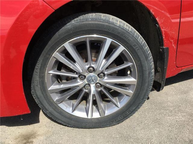 2014 Toyota Corolla LE TECH PKG LEATHER, SUNROOF, HEATED SEATS, NAVIGA (Stk: 8595) in Brampton - Image 2 of 27