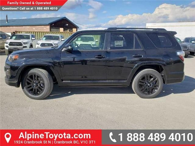 2019 Toyota 4Runner SR5 (Stk: 5675010) in Cranbrook - Image 2 of 18