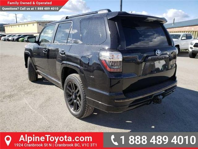 2019 Toyota 4Runner SR5 (Stk: 5675010) in Cranbrook - Image 3 of 18