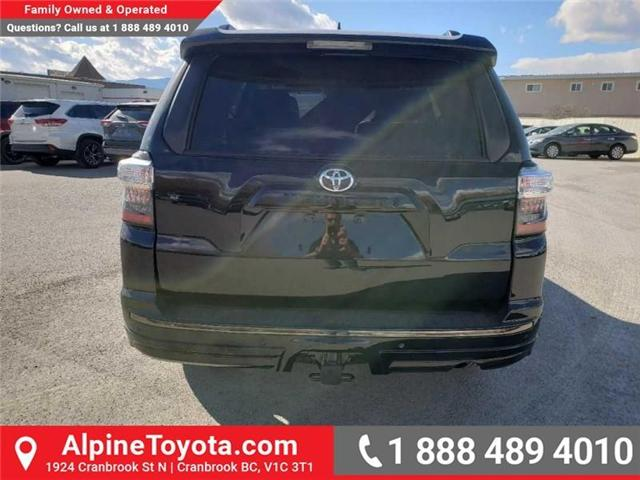 2019 Toyota 4Runner SR5 (Stk: 5675010) in Cranbrook - Image 4 of 18