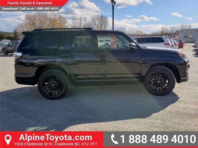 2019 Toyota 4Runner SR5 (Stk: 5675010) in Cranbrook - Image 6 of 18