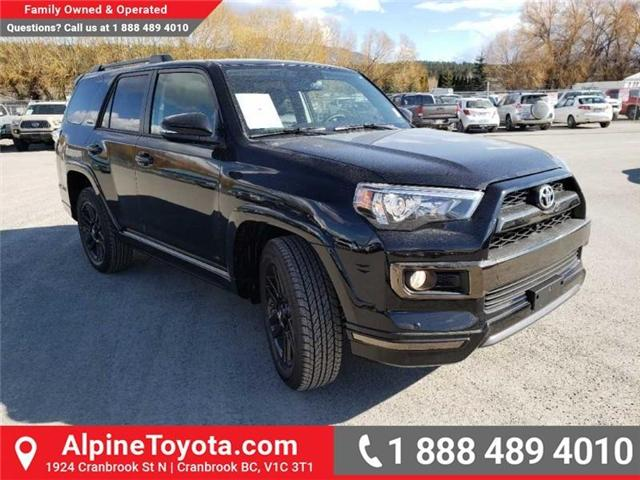 2019 Toyota 4Runner SR5 (Stk: 5675010) in Cranbrook - Image 7 of 18