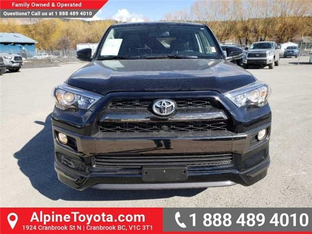 2019 Toyota 4Runner SR5 (Stk: 5675010) in Cranbrook - Image 8 of 18