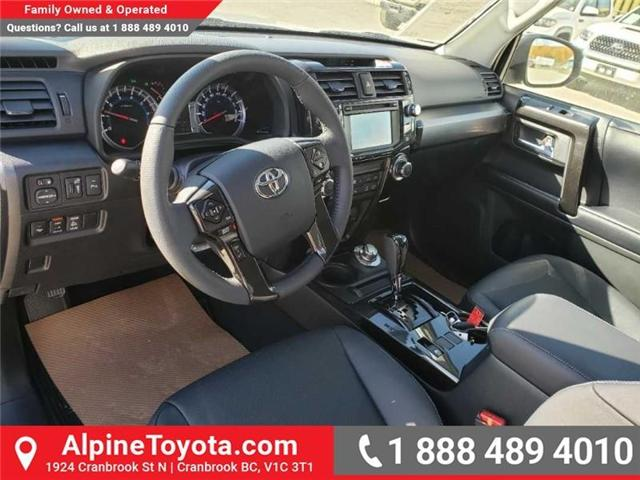 2019 Toyota 4Runner SR5 (Stk: 5675010) in Cranbrook - Image 9 of 18
