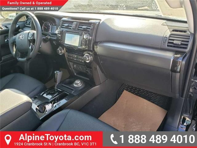 2019 Toyota 4Runner SR5 (Stk: 5675010) in Cranbrook - Image 11 of 18