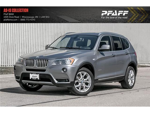 2011 BMW X3 xDrive28i (Stk: 21991A) in Mississauga - Image 1 of 22