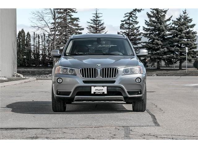 2011 BMW X3 xDrive28i (Stk: 21991A) in Mississauga - Image 2 of 22