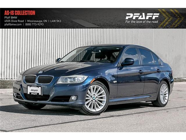 2011 BMW 328i xDrive (Stk: U5320A) in Mississauga - Image 1 of 22