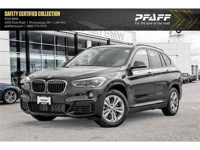 2018 BMW X1 xDrive28i (Stk: U5370) in Mississauga - Image 1 of 22