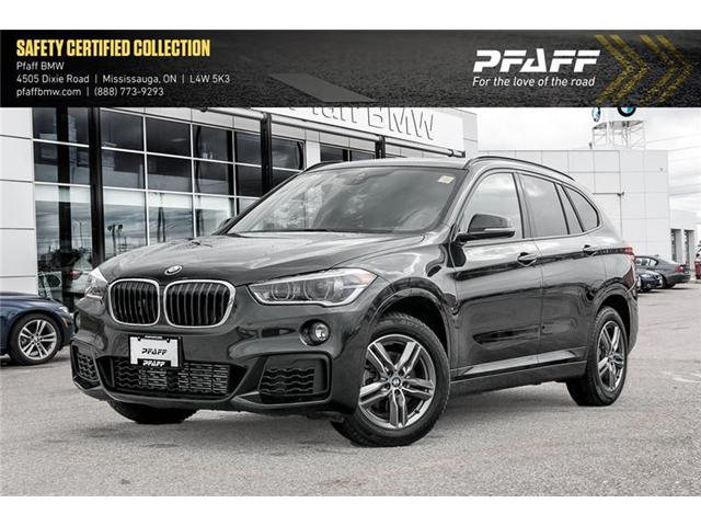 2018 BMW X1 xDrive28i (Stk: U5372) in Mississauga - Image 1 of 22