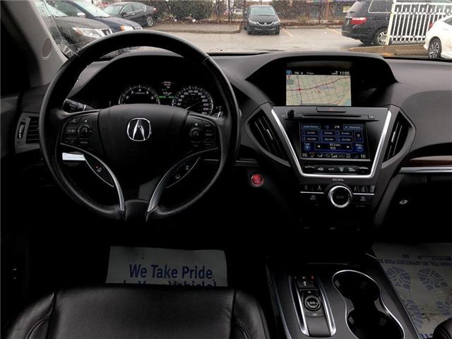 2016 Acura MDX Technology Package (Stk: 7727P) in Scarborough - Image 10 of 24