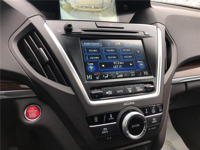 2016 Acura MDX Technology Package (Stk: 7727P) in Scarborough - Image 16 of 24