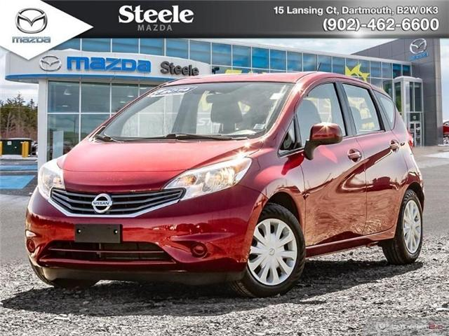 2014 Nissan Versa Note 1.6 S (Stk: M2727) in Dartmouth - Image 1 of 29