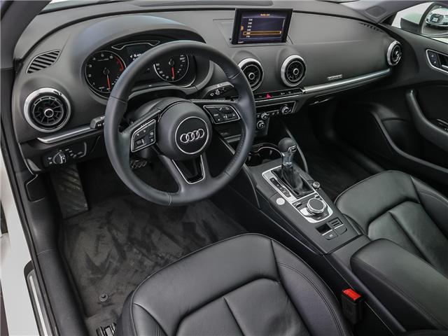 2018 Audi A3 2.0T Progressiv (Stk: P3105) in Toronto - Image 9 of 30