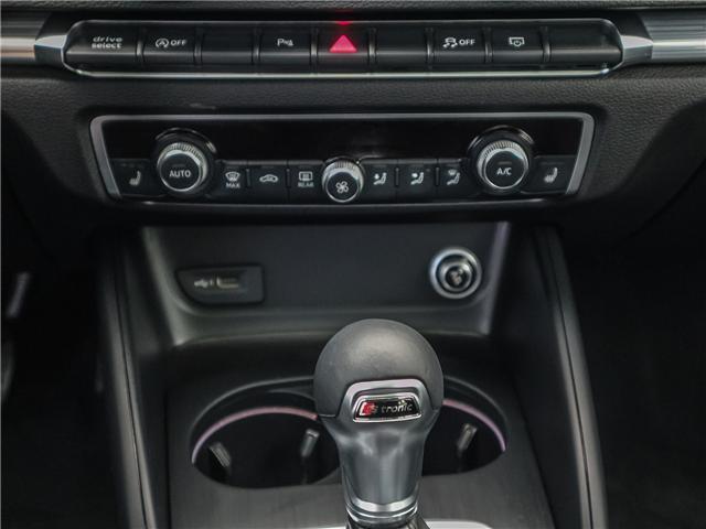 2018 Audi A3 2.0T Progressiv (Stk: P3105) in Toronto - Image 16 of 30