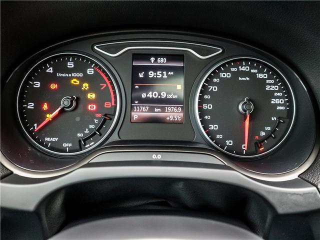 2018 Audi A3 2.0T Progressiv (Stk: P3105) in Toronto - Image 28 of 30