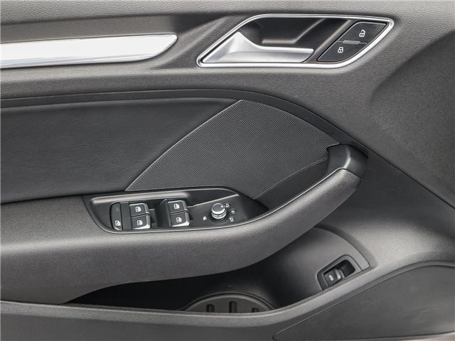 2018 Audi A3 2.0T Progressiv (Stk: P3105) in Toronto - Image 30 of 30