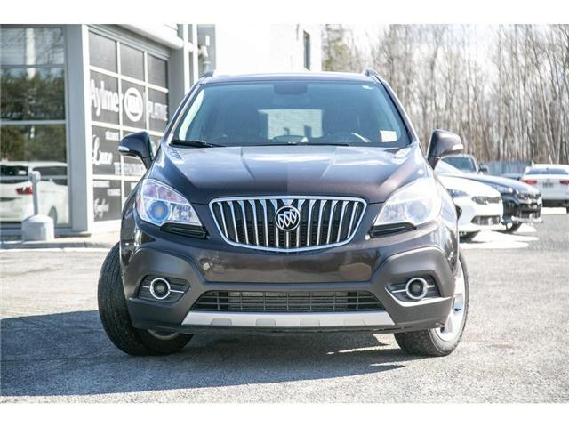 2015 Buick Encore Convenience (Stk: 91279A) in Gatineau - Image 3 of 26