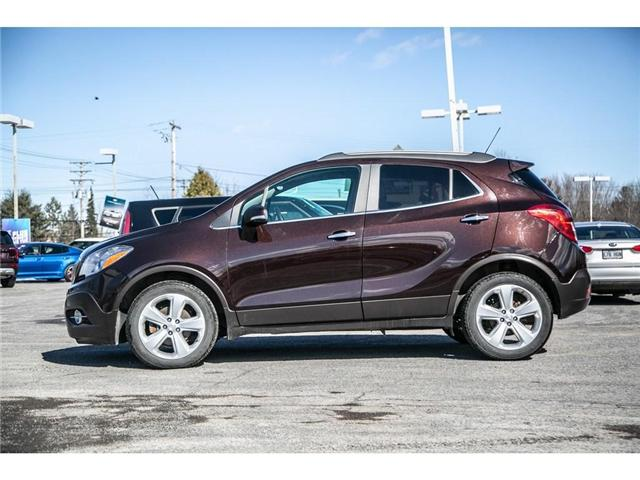 2015 Buick Encore Convenience (Stk: 91279A) in Gatineau - Image 2 of 26
