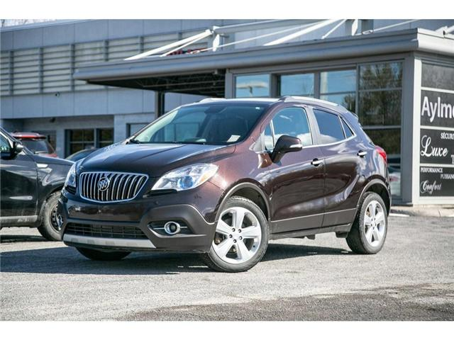 2015 Buick Encore Convenience (Stk: 91279A) in Gatineau - Image 1 of 26
