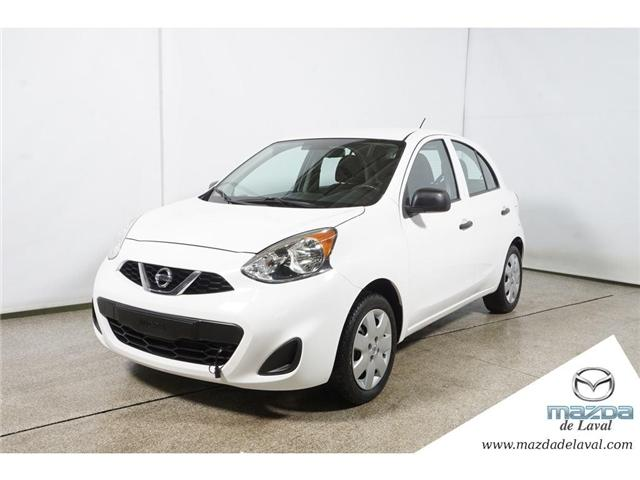 2015 Nissan Micra S (Stk: 51104A) in Laval - Image 1 of 19