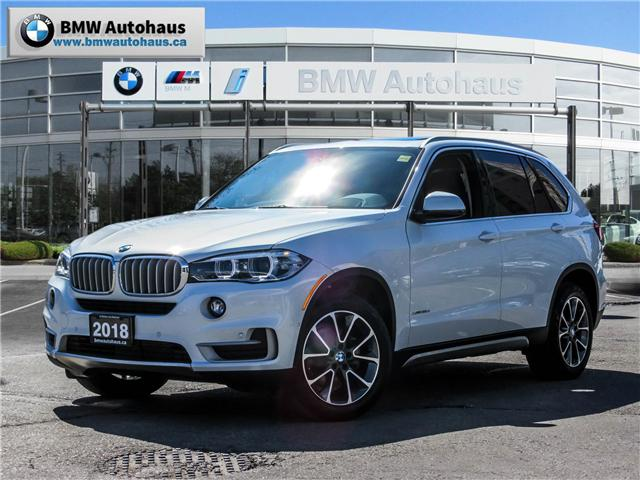 2018 BMW X5 xDrive35d (Stk: P8809) in Thornhill - Image 1 of 28