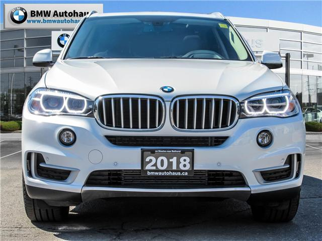 2018 BMW X5 xDrive35d (Stk: P8809) in Thornhill - Image 2 of 28