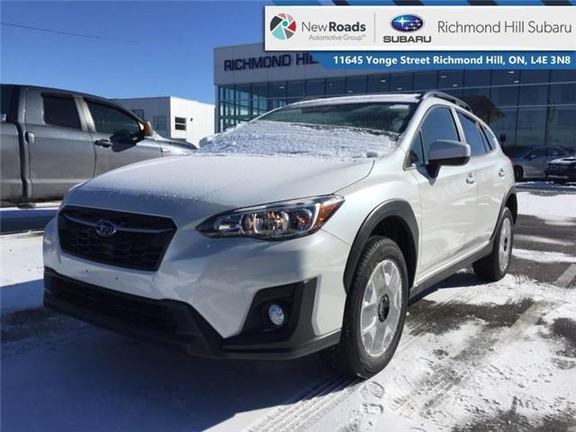 2019 Subaru Crosstrek Touring CVT (Stk: 32515) in RICHMOND HILL - Image 1 of 18