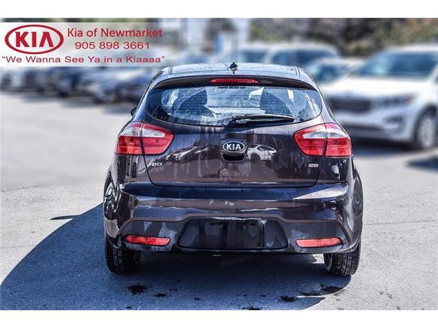 2014 Kia Rio  (Stk: 190177A) in Newmarket - Image 6 of 18