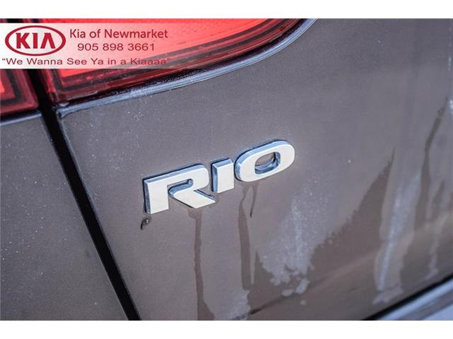 2014 Kia Rio  (Stk: 190177A) in Newmarket - Image 18 of 18