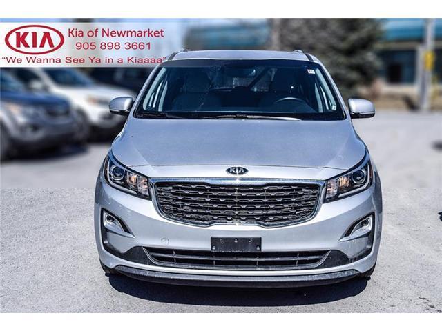2019 Kia Sedona LX+ (Stk: P0818) in Newmarket - Image 2 of 21