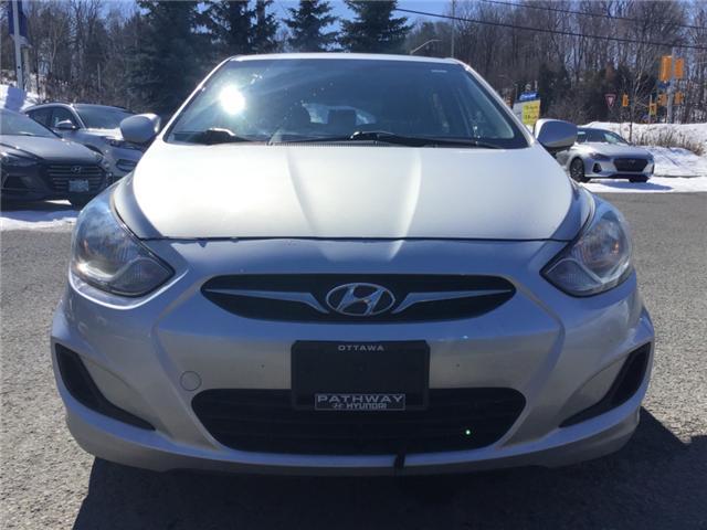 2012 Hyundai Accent L (Stk: X1247A) in Ottawa - Image 2 of 11