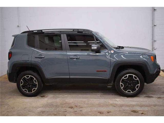 2017 Jeep Renegade TRAILHAWK 4X4 - BACKUP CAM * HTD SEATS * SAT RADIO (Stk: B3524) in Cornwall - Image 1 of 30