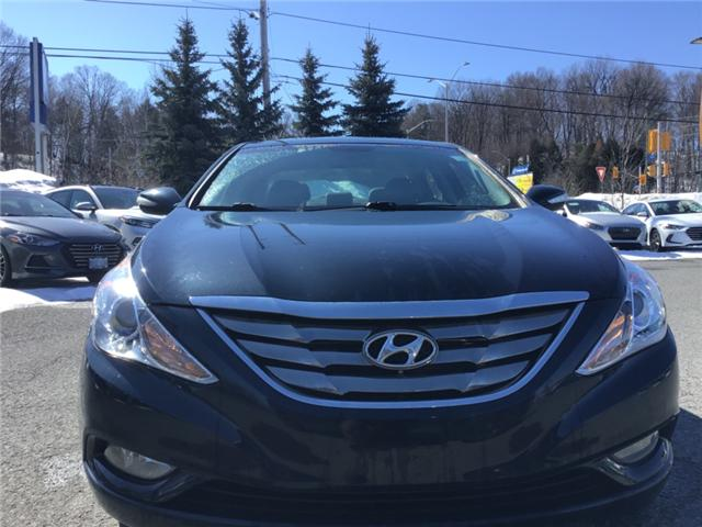 2013 Hyundai Sonata Limited (Stk: R86415A) in Ottawa - Image 2 of 11