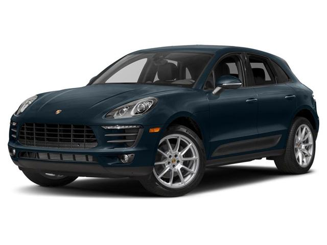 2018 Porsche Macan Base (Stk: 62588) in Ottawa - Image 1 of 8